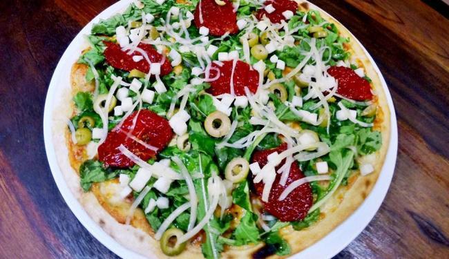 Pizza Mama Mia é uma das novidades da pizzaria Casa de Pedra - Foto: Divulgação