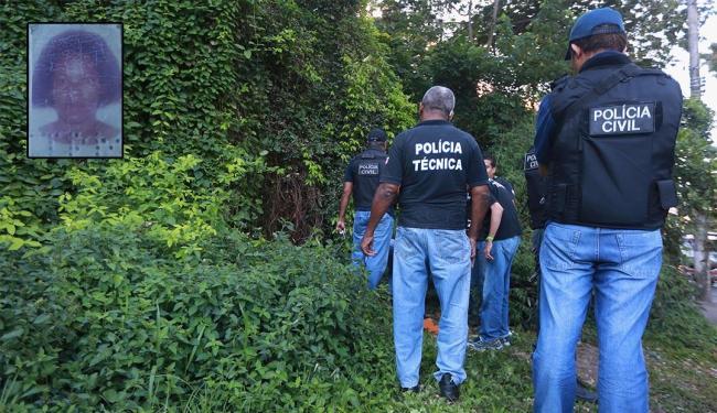 Polícia segue investigando autoria e motivação do crime - Foto: Joá Souza | Ag. A TARDE