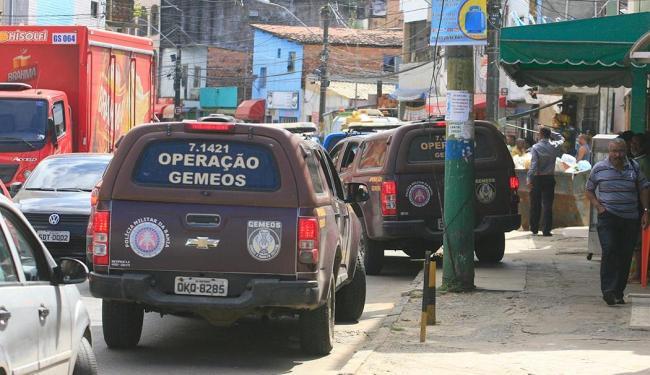 Operações irão continuar no final de semana - Foto: Edilson Lima | Ag. A TARDE
