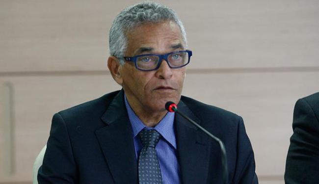 Presidente do Tribunal de Justiça da Bahia defendeu anteprojeto que vai ser enviado à AL-BA - Foto: Marco Aurélio Martins   Ag. A TARDE 14.12.2014