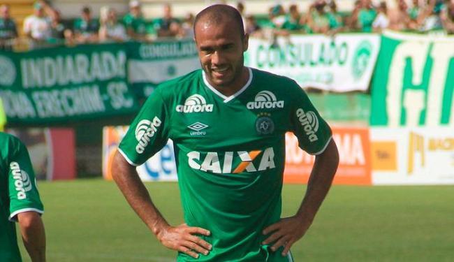 Novo reforço do Bahia, Roger marcou 11 vezes em 20 jogos nesta temporada - Foto: Reprodução | Flickr | Chapecoense Oficial