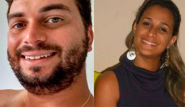 Rômulo e Tâmara não resistiram ao acidente e morreram no local - Foto: Reprodução | Site Bahia Dia a Dia
