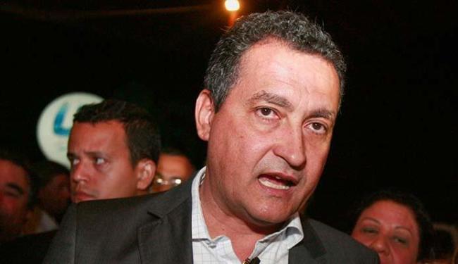 Rui Costa participou da abertura do encontro de prefeitos, em Guarajuba, - Foto: Joá Souza | Ag. A TARDE