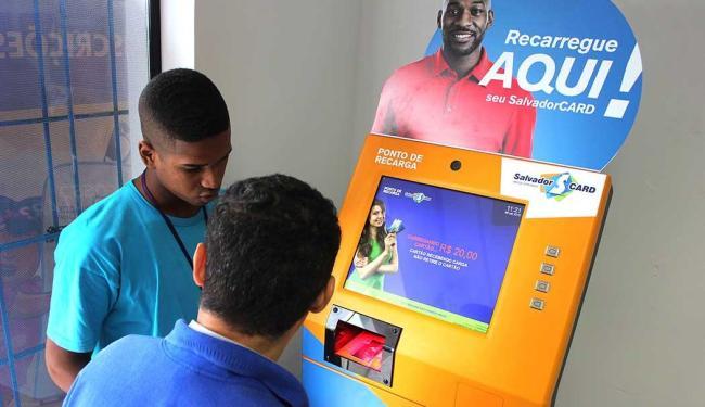Essa será a 27ª máquina de autoatendimento do Salvador Card - Foto: Bruno Concha | Agecom