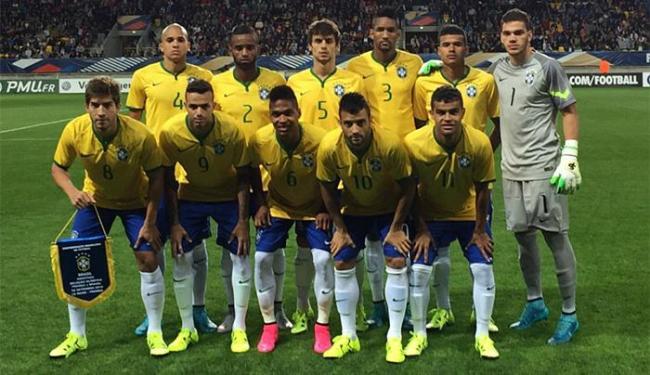 Sob o comando de Micale, os brasileiros saíram na frente, mas acabaram perdendo por 2 a 1 - Foto: Divulgação l CBF