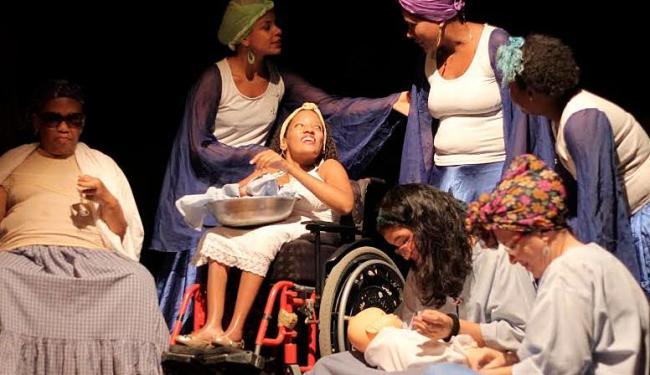 Espetáculo teatral está na programação - Foto: Divulgação