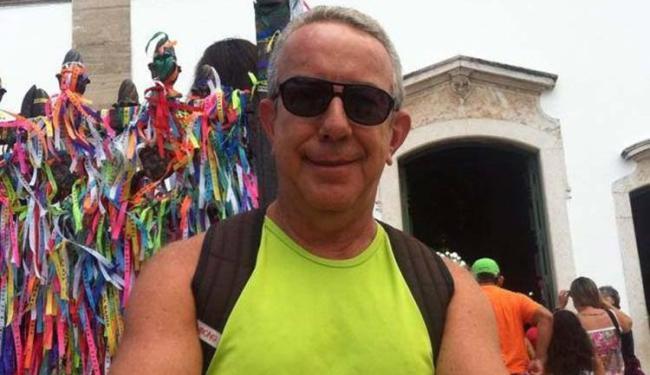 Sérgio de Brito, que morava no bairro da Barra, levou o criminoso para sua casa - Foto: Reprodução   Facebook