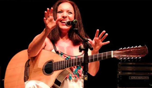 Cantora estava afastada há quatro anos dos palcos de Salvador - Foto: Divulgação