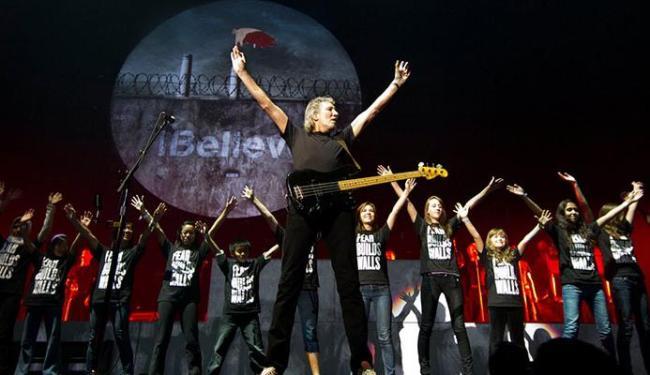 Roger Waters The Wall traz o líder do Pink Floyd e seus temores - Foto: Divulgação