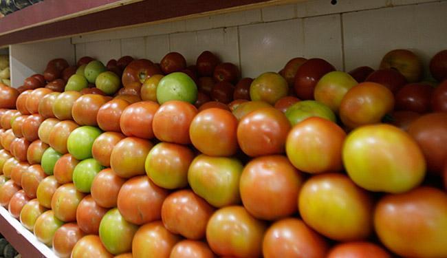 O tomate ficou 28% mais barato, segundo o Dieese - Foto: Adilton Venegeroles | Ag. A TARDE