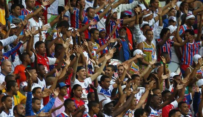 O jogo contra o Bragantino é válido pela 25ª rodada da Série B do Campeonato Brasileiro - Foto: Eduardo Martins | Ag. A TARDE