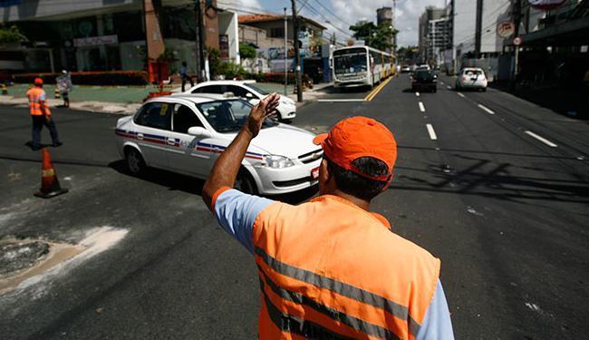 As vias voltarão à normalidade após os eventos - Foto: Raul Spinassé | Ag. A TARDE