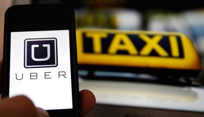 Aplicativo acessado pelo celular aciona motoristas - Foto: Divulgação