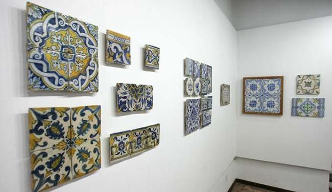 Museu tem azulejos de diversos estilos - Foto: Fernando Amorim | Ag. A TARDE
