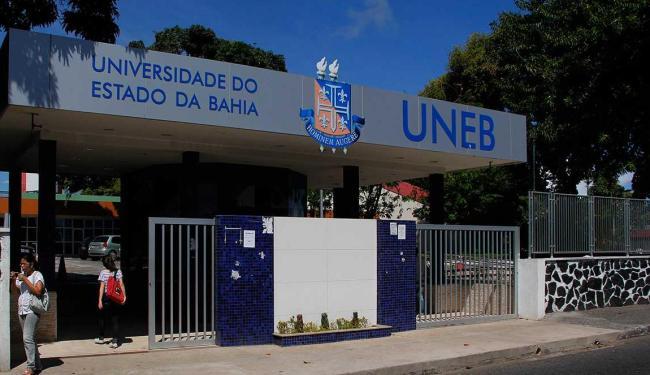 Dos 164 em situação irregular, 51 estão lotados na Universidade do Estado da Bahia (Uneb) - Foto: Joa Souza | Ag. A TARDE