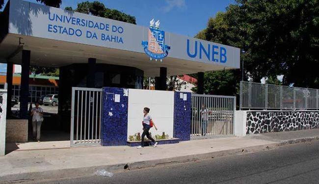 Lista incluía professores da Uneb e de outras universidades estaduais - Foto: Joá Souza | Ag. A TARDE