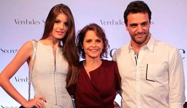 Final de novela promete cenas emocionantes entre os personagens Angel, Carolina e Alex - Foto: Divulgação   TV Globo