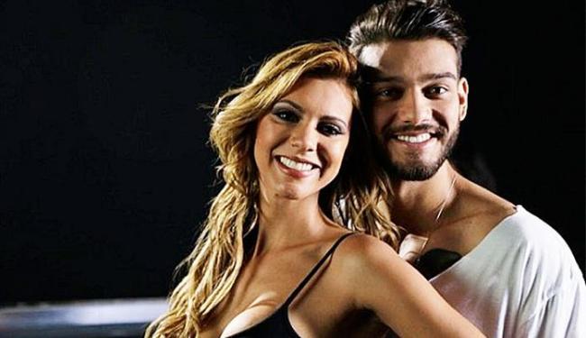 Lucas teria sido pivô do fim do relacionamento de Vina com Denny - Foto: Reprodução