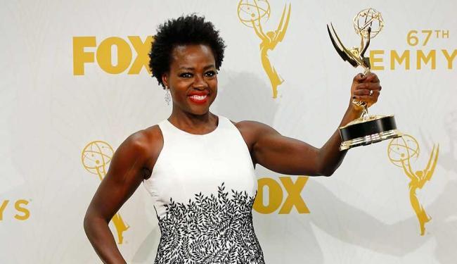 Viola foi premiada por sua atuação na série