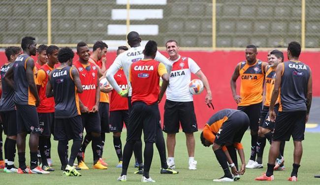 Quatro próximas partidas do Vitória são em casa - Foto: Marco Aurélio Martins   Ag. A TARDE