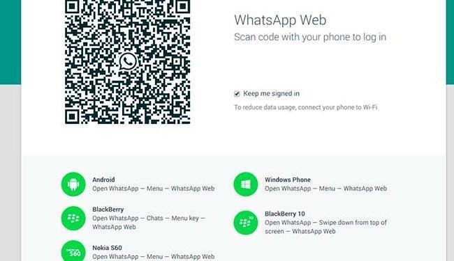 Problema WhatsApp em computadores - Foto: Reprodução
