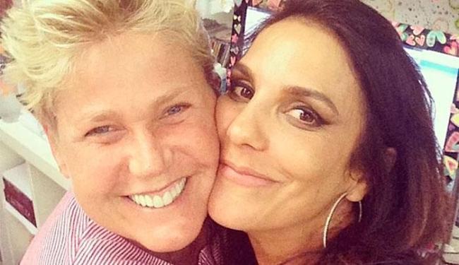 Xuxa e Ivete Sangalo são amigas de longa data - Foto: Reprodução | Instagram