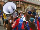 Morre Rubi Confete, torcedor símbolo do Bahia - Foto: Luciano da Matta | Ag. A TARDE