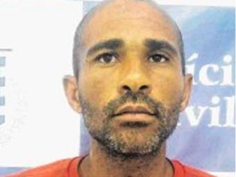 Segundo delegado, Edson diz que comete crime por ter 'diabo no corpo' - Foto: Divulgação   Polícia Civil