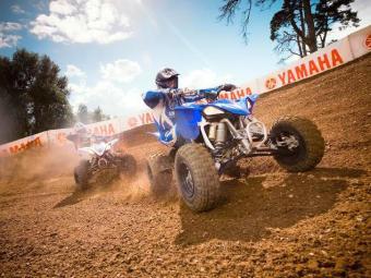 O veículo pode ser usado em trilhas - Foto: Yamaha