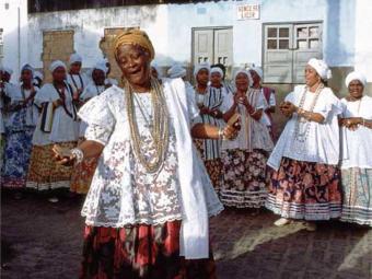 Samba de Roda de Dona Dalva é uma das manifestações do Recôncavo - Foto: Luiz Santos   Divulgação