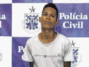 Polícia diz que Tiago já é conhecido por cobradores e motoristas - Foto: Polícia Civil l Divulgação