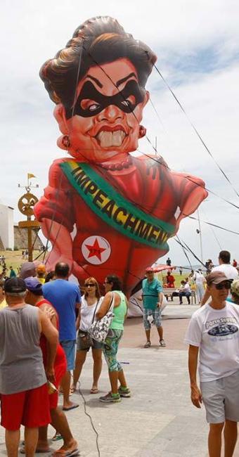 Grupo decidiu abandonar manifestações nacionais e investir em protestos diários - Foto: Fernando Amorim   Ag. A TARDE
