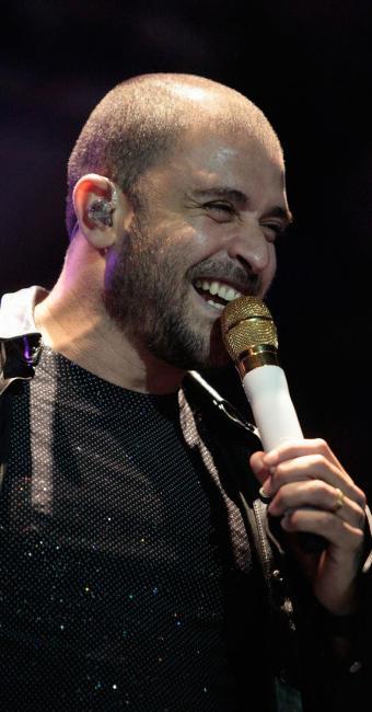 Diogo Nogueira apresentou o show