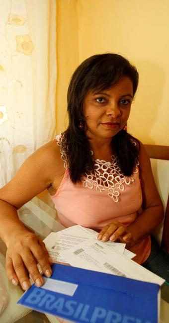 Eliete aplica R$ 500/mês em previdência privada - Foto: Adilton Venegeroles | Ag. A TARDE