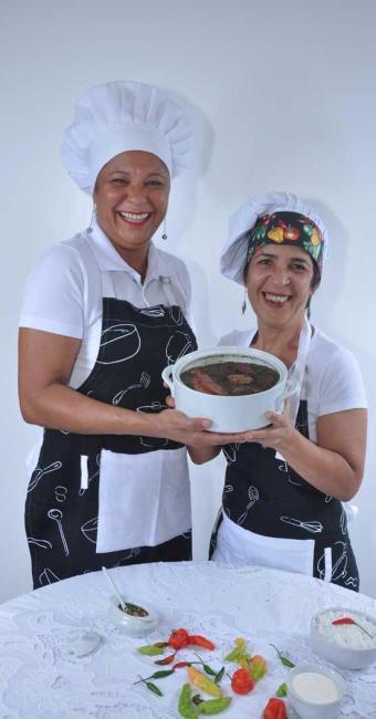 Tamar e Cláudia atendem a 35 delicatessens - Foto: Francisco Moreira | Divulgação