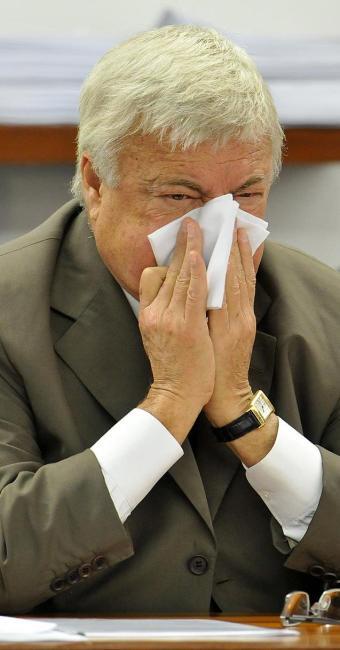 Se for condenado, ele pode ser obrigado até a deixar todas suas relações com o futebol - Foto: Pedro Ladeira | Folhapres