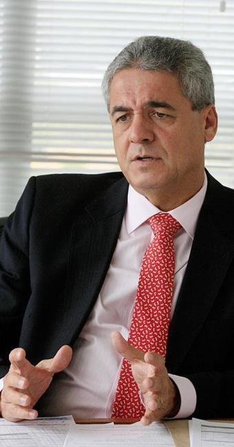 Jorge Oliveira, diretor administrativo e financeiro do Grupo Promédica - Foto: Luciano da Mata l Ag. A TARDE