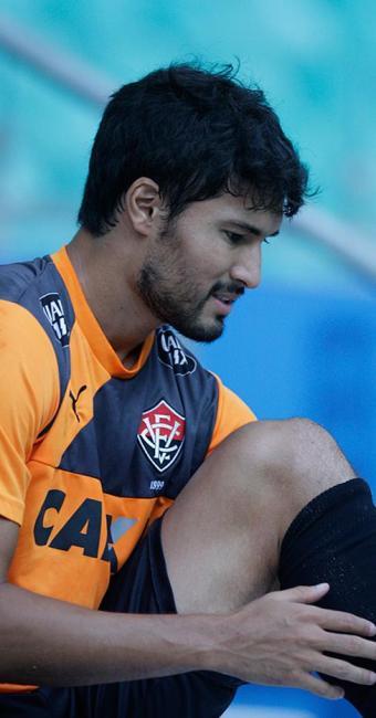 Pedro Ken retorna aos treinos na quarta-feira, 28 - Foto: Fernando Amorim l Ag. A TARDE l 14.09.2015