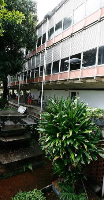 Evento acontece na Faculdade de Arquitetura da Ufba, na Federação - Foto: Luciano da Matta | Ag. A TARDE