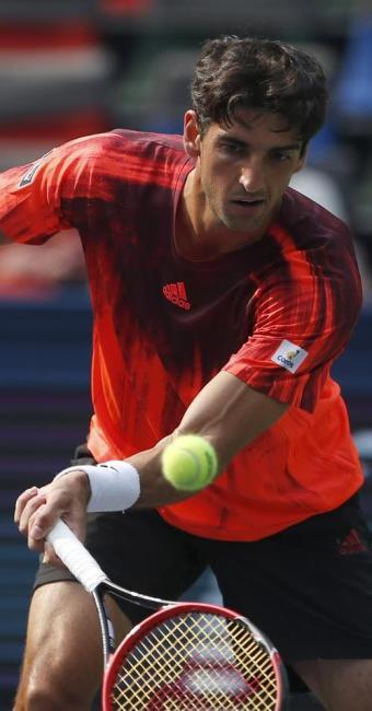 Antes desta nova derrota, Bellucci já havia sido superado na primeira rodada do Torneio de Pequim - Foto: Aly Song | Agência Reuters