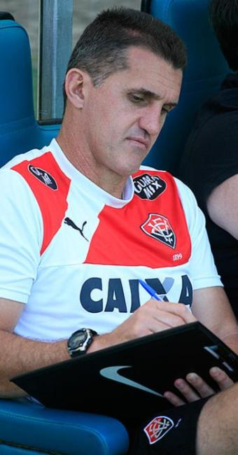 Treinador do Leão não ficou satisfeito com o rendimento da equipe nos últimos jogos - Foto: Fernando Amorim | Ag. A TARDE