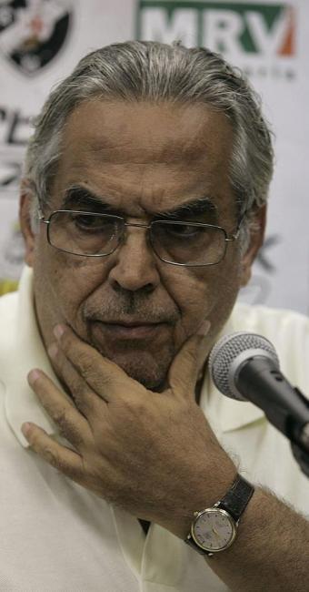 Mandatário cruzmaltino pode pegar um gancho entre 360 a 720 dias - Foto: Alexandre Brum | Agência O Dia