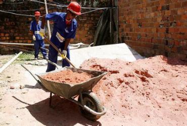 Ociosidade na indústria da construção é a maior em cinco anos, diz CNI