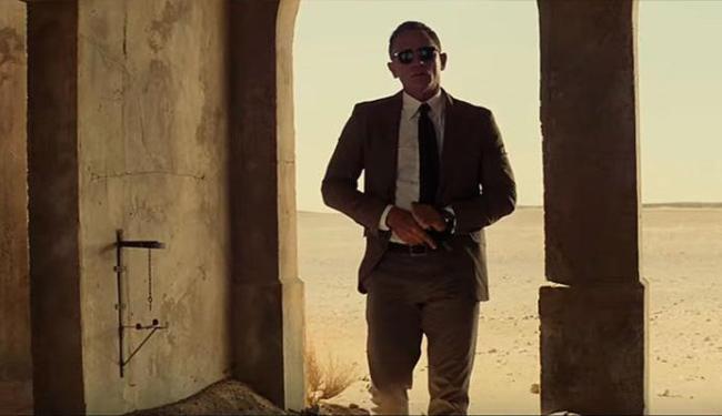 James Bond vai enfrentar a organização Spectre - Foto: Reprodução