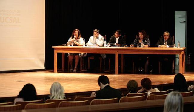 Evento reúne representantes de 29 universidades nacionais e 15 internacionais na capital baiana - Foto: Edilson Lima l Ag. A TARDE
