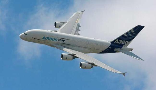 Modelo é popular nos voos entre a Europa e Oriente Médio e na rota dos Estados Unidos para a Ásia - Foto: AFP PHOTO PIERRE VERDY