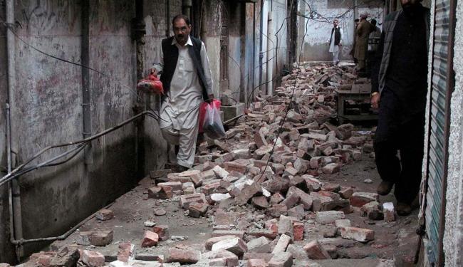 A maioria das mortes ocorreu em território afegão e paquistanês - Foto: Agência Reuters
