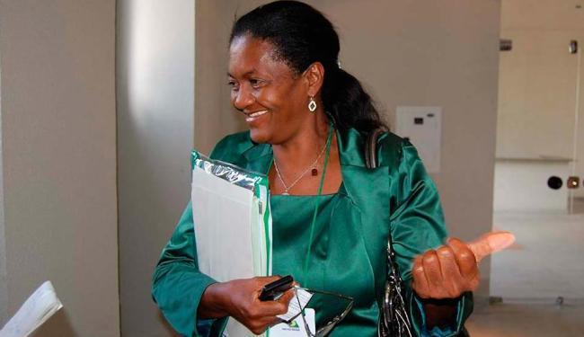 A prefeita Domingas Paixão é investigada pela Polícia Federal - Foto: Fábio Silva | Ag. A TARDE | 04.09.2009