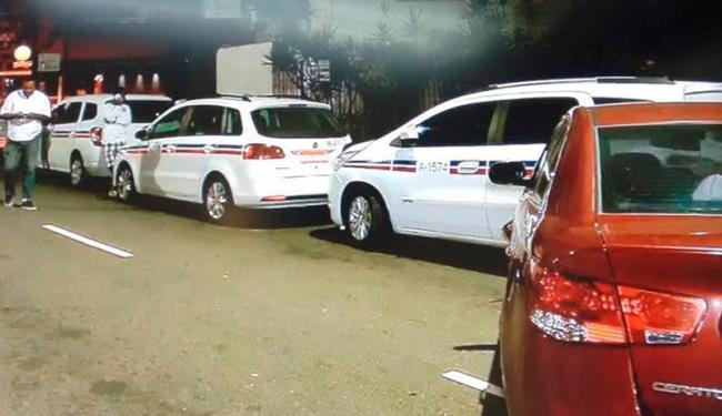 Acidente aconteceu durante a madrugada - Foto: Reprodução | TV Bahia
