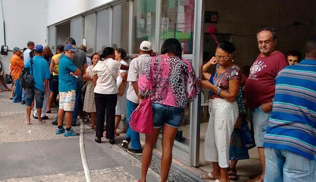 Agências reabriram nesta quinta-feira, 1º, depois de mais de 80 dias fechadas - Foto: Edilson Lima | Ag. A TARDE